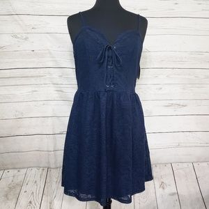 NWT Bebop Lace Spaghetti Strap Dress